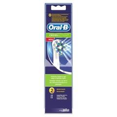 Oral B Opzetborstel EB50 cross action (2 stuks)