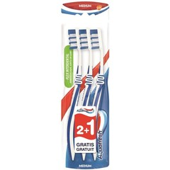 Aquafresh Tandenborstel flex interdent medium (3 stuks)
