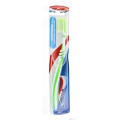 Aquafresh Tandenborstel clean control soft (1 stuks)