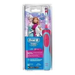 Oral B Elektrische tandenborstel kids vitality frozen (1 stuks)