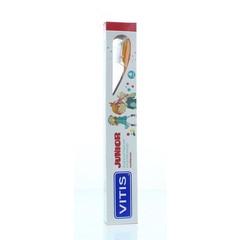 Vitis Tandenborstel junior (1 stuks)
