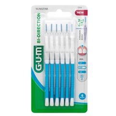 GUM Bi-direction 0.9 mm (6 stuks)