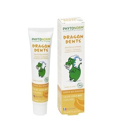 Phytonorm Dragondent kind tandpasta banaan (75 ml)
