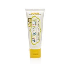 Jack N Jill Natural toothpaste banana (50 gram)