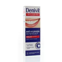 Denivit Tandpasta anti-stain intense teeth whitening (50 ml)