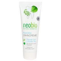 Neobio Tandpasta zonder fluor (75 ml)