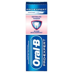 Oral B Tandpasta pro expert sensitive whitening (75 ml)