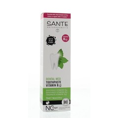 Sante Tandpasta vitamine B12 + fluor (75 ml)