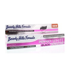 Beverly Hills Perfect white black sensitive tandpasta (125 ml)