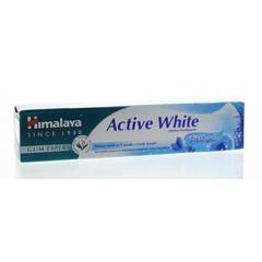 Himalaya Herbal tandpasta active white (75 ml)