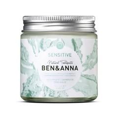 Ben & Anna Tandpasta sensitive (100 gram)