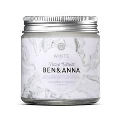 Ben & Anna Tandpasta whitening (100 gram)