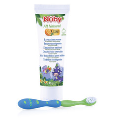 Nuby Citroganix peutertandpasta (45 gram)