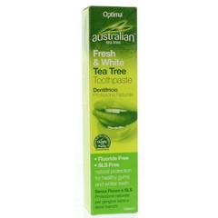 Optima Australian tea tree tandpasta fresh & white (100 ml)