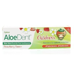 Optima Aloe dent aloe vera kinder tandpasta (50 ml)