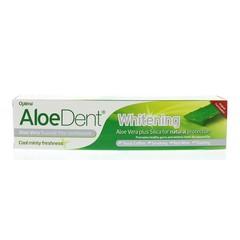 Optima Aloe dent aloe vera tandpasta whitening (100 ml)