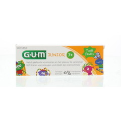 GUM Junior tandpasta tutti frutti (50 ml)