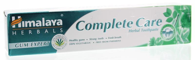 Himalaya Complete care kruiden tandpasta (75 ml)