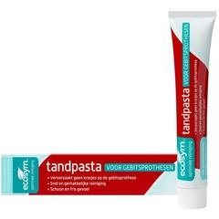 Ecosym Tandpasta voor gebitsprotese (75 ml)