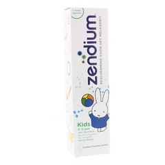 Zendium Tandpasta kids 0-5 jaar (75 ml)