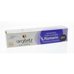 Argiletz Tandpasta rozemarijn bio (75 ml)