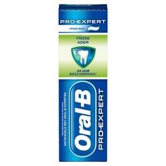 Oral B Tandpasta pro expert gezond fris (75 ml)