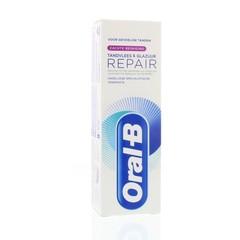 Oral B Tandpasta pro expert tandvlees&glazuur zacht rein (75 ml)