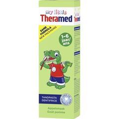 Theramed Junior appel 3+ tandpasta tube (50 ml)