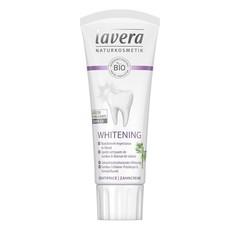 Lavera Tandpasta/toothpaste whitening F-D (75 ml)