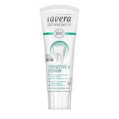 Lavera Tandpasta/toothpaste sensitive & repair F-D (75 ml)