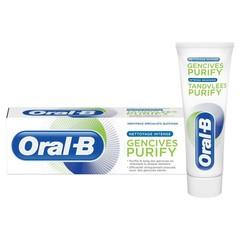 Oral B Tandpasta purify deep clean (75 ml)