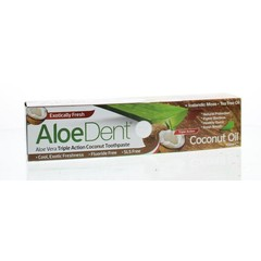 Optima Aloe dent tandpasta coconut (100 ml)