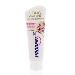 Prodent Tandpasta long active sensitive (75 ml)