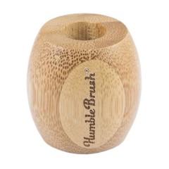 Humble Brush Tandenborstelhouder bamboe (1 stuks)