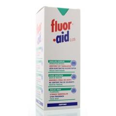 Fluor Aid Mondspoelmiddel 0.05 (500 ml)