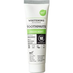 Urtekram Tandpasta whitening fresh mint (75 ml)