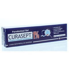 Curasept ADS Parodontaal gel 1% chloorhexidine (30 ml)
