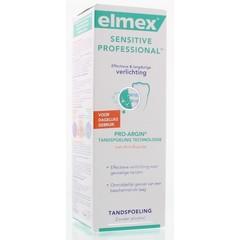 Elmex Tandspoeling sensitive professional (400 ml)