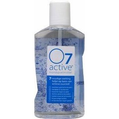 O7 Active Mondspoelmiddel (500 ml)