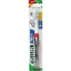 GUM Reis tandenborstel (1 stuks)