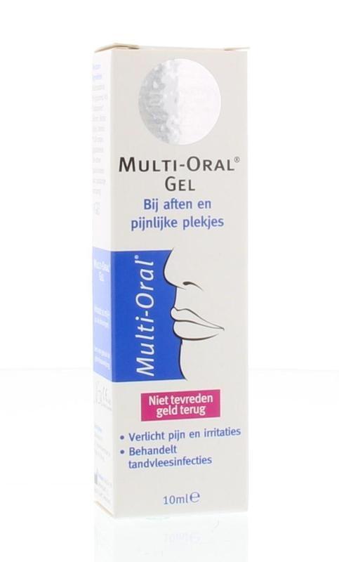 Multi Oral Multi Oral Multi-oral gel (10 ml)