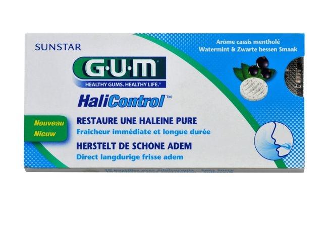 GUM Halicontrol tablet (10 tabletten)