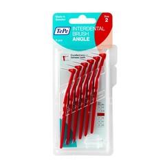 Tepe Angle rood 0.5 mm (6 stuks)