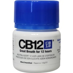 CB12 Mondverzorging regular mini (50 ml)