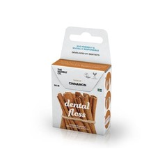 Humble Brush Dental floss cinnamon 50 meter (1 stuks)