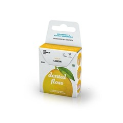 Humble Brush Dental floss lemon 50 meter (1 stuks)