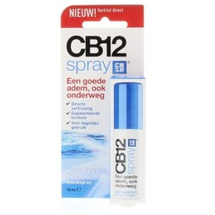 CB12 Mondspray (15 ml)