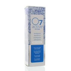 O7 Active Tandpasta whitening tube (75 ml)