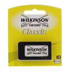Wilkinson Classic mesjes (10 stuks)
