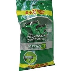Wilkinson Extra III sensitive 6 + 2 (8 stuks)